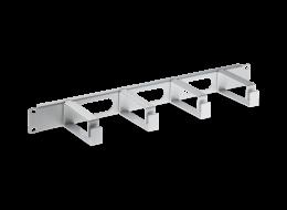 Tecnosteel pannello passapermute con 4 anelli lunghi F9031