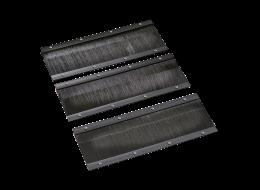 Tecnosteel spazzola ingresso cavi per base armadi F9366