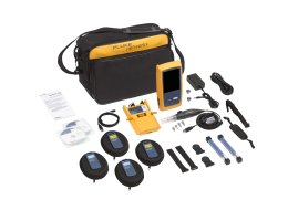 Fluke Networks Kit OptiFiber Pro OTDR Quad con sonda video OFP-100-QI-INTL