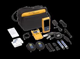 Fluke Networks Kit OptiFiber Pro con modulo OTDR monomodale e sonda video OFP-100-SI-INTL