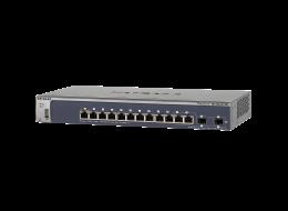 Netgear Switch ProSafe gestito 12 porte Gigabit GSM5212-100NES