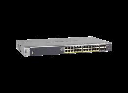 Netgear Switch ProSafe 24 porte gigabit PoE+ e 4 SFP GSM7224P-100NES