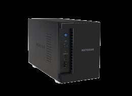 Netgear Dispositivo storage 2 slot RN202-100NES