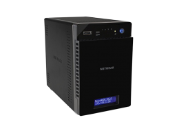 Netgear dispositivo di storage 4 SLOT RN204-100NES