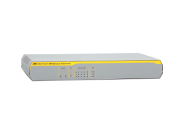 Allied Router & VPN con 5 porte Fast Ethernet 10/100 AT-AR415S
