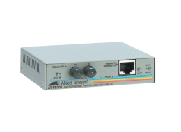 Allied Media Converter da 10/100TX (RJ-45) a 100FX (ST) AT-FS201