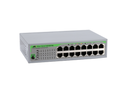 Allied Switch non gestito ECO-Friendly con 16 porte 10/100Mbps AT-FS716L