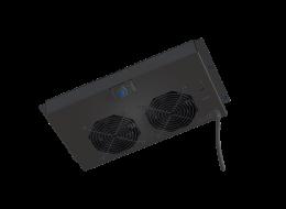 Tecnosteel gruppo ventilazione 2 ventole con termostato F9062TN