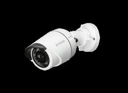 D-LInk videocamera vigilance bullet poe 1,3 megapixel da esterno hd con LED infrarossi DCS-4701E