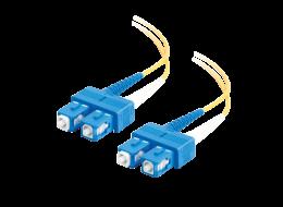 brandrex patchcord SC-SC OS1-OS2 duplex