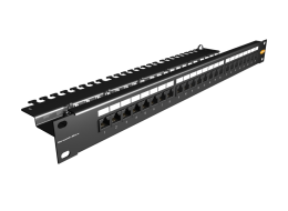 Brandrex patchpanel cat6plus precaricato