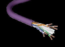 brandrex cavo dati in rame cat6plus uutp 23awg