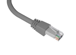 Brandrex patchcord cat5e grigio