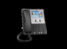 Snom Telefono VoiP 870 touchscreen e PoE