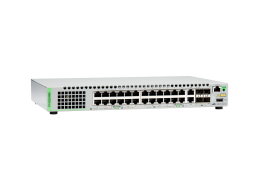 Allied Telsis switch gestito 24 porte + 2 sfp AT-GS924MX
