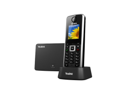 Yealink Telefono VoIP Cordless Business W52P