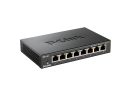 D-Link Switch a 8 porte DGS_108