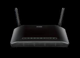 D-LInk Modem router ADSL2 + wireless DSL_2750B