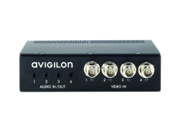 Avigilon Video Encoder sengale analogico h.264 ENC-4P-H264