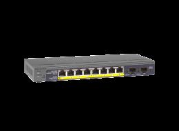 Netgear Prosafe Switch PoE a 8 porte GS110TP-200EUS