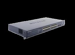 Netgear ProsafeSmart Switch a 24 porte GS724T-400EUS