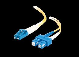 Brand-Rex Patchcord in fibra LC SC Duplex OM3 HOPLC008020SC203