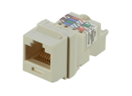 Modulo Connettore Panduit Netkey NK6TMIW Categoria 6