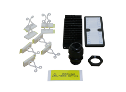 Optronics kit per gestione cavi in fibra ottica CABLEMANAGEMENT