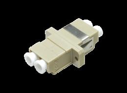 Optronics adattatore duplex multimodale LC colore beige LCDPXBEIGE