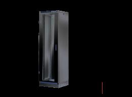 Tecnosteel armadio rack a pavimento nero 24 U