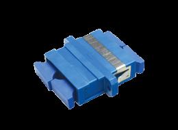 Optronics adattatore duplex SC monomodale colore blu SCUDZR02