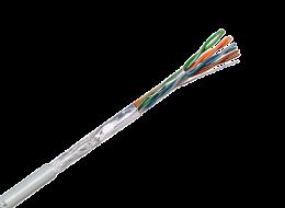 Belden Cavo dati in rame Cat5E, schermato SF/UTP, 24 A 1633ENS