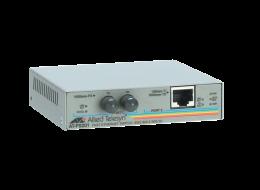 Allied Media Converter da 10/100TX (RJ-45) a 100FX (ST) AT-FS201