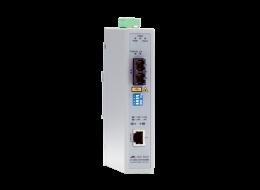 Allied Media Converter industriale da 10/100TX a 100FX SC MMF, 2 Km AT-IMC100TSCMM-80