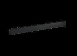 Tecnosteel Pannello Cieco nero armadi rack F9012N