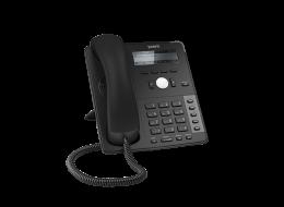 Snom Telefono IP D710 nero SN-4235