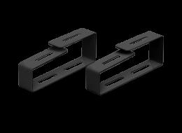 tecnosteel Anello laterale gestione cavi F9032T