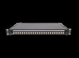 Brand-Rex patch panel ottico precaricato 24 porte LC multimodale FPCC1SXMM48LC2