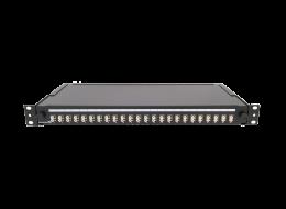 Brand-Rex patch panel ottico precaricato 24 porte LC monomodali FPCC1SXSM48LC2