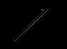 Tecnosteel coppia canala progress nera P9091N
