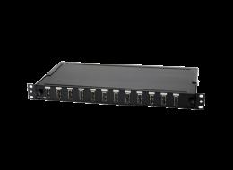 brandrex patch panel ottico precaricato duplex SC