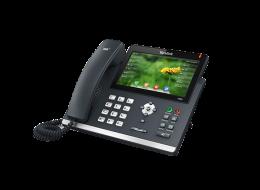 Yealink Telefono IP touchscreen SIP-T48S