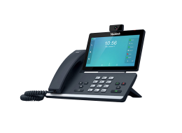 Yealink Telefono multimediale Android con touchscreen SIP-T58V