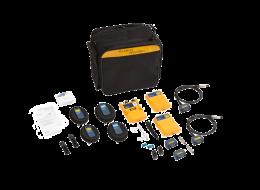 Fluke Moduli DSX-8000 Cat 8 CableAnalyzer da 2 GHz e kit add-on modulo Quad DSX-8000-OFP-Q-ADD