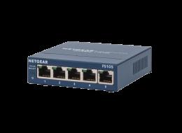 netgear ProSafe Switch Fast Ethernet 5 porte FS105-300PES