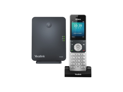 Yealink W60B Base and W56H Handset. W60P